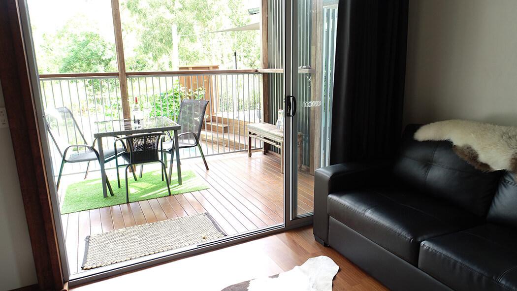 Sunbird-Eco-Door-Woodwark-Bay-Retreat