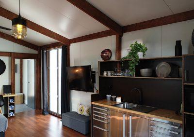 Sunbird-Eco-kitchenette-Whitsunday-Accommodation