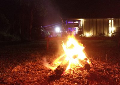 Woodwark-Bay-Retreat-camp-fire-accommodation-whitsundays-gallery